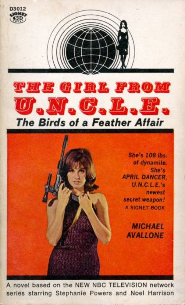 [The Girl From UNCLE 01] - The Birds of a Feather Affair - _0.jpg