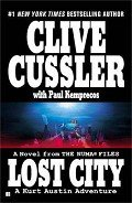 Lost City - Cussler Clive