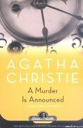 A Murder Is Announced - Christie Agatha