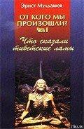 Мулдашев Эрнст Рифгатович - Что сказали тибетские ламы