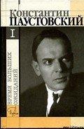 Паустовский Константин Георгиевич - Бросок на юг