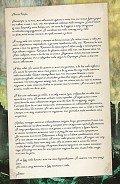 Клэр Кассандра - Город стекла. Письмо Джейса к Клэри