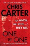 Carter Chris (2) - One by One (Роберт Хантер 5 Поодиночке)